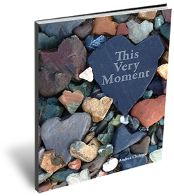 this very moment by Andrea Chilcote